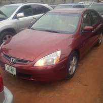 Locally Used (few month) Honda Accord, 2005. Very OK
