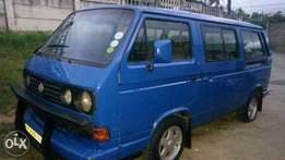 1995 Vw microbus ideal for loads 2.3 up for grabs