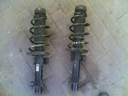 Polo 6 shock absorber