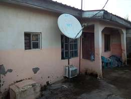 2bedroom with a room BQ for sale at National Assembly Qtrs FHA Lugbe