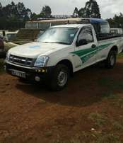 Quick sale! Isuzu dmax local KBJ available at 1.25m asking price.