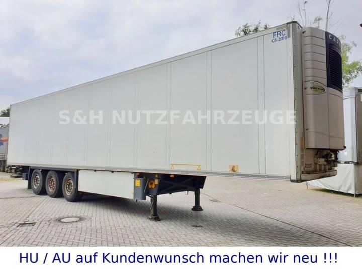 Schmitz Cargobull CARRIER VECTOR 1550 Doppelstock 3200H LBW - 2012