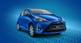NEW Toyota Yaris Now Available!