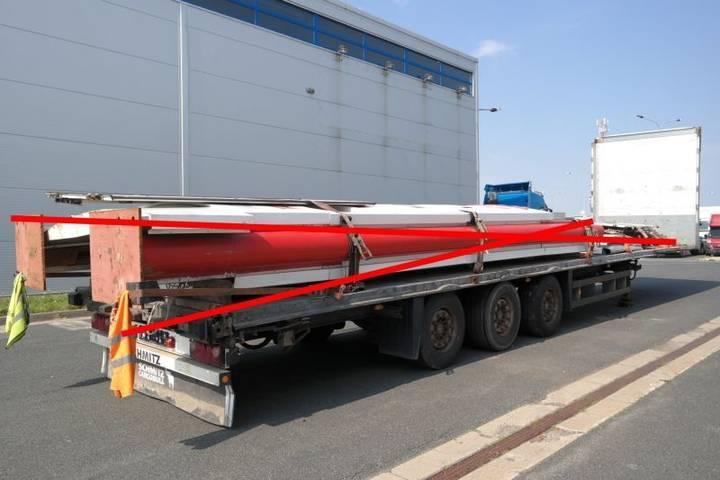 Schmitz Cargobull Cargobull SCS 24/L plato - 2006
