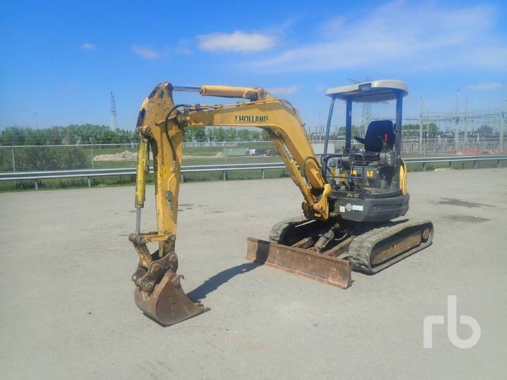 New Holland E35.2SR - 2006