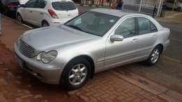 2001 mercedes benz c200 for sale