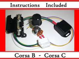 Electric power steering controller box for Corsa B & C Kit