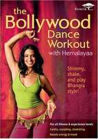 Bollywood Dance workout By Hemalayaa
