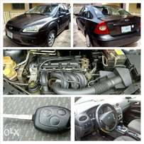 Awoof Ford focus 2008, auto, 1.6ltr with a very low fuel consumption