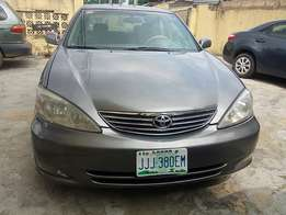 Registered Toyota Camry (2003) Big Daddy