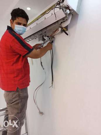 Repair AC split Muscat city