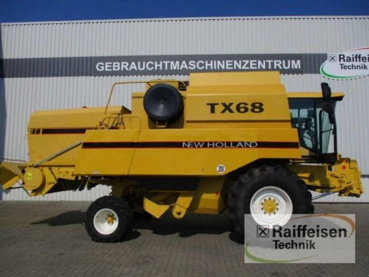New Holland tx68 - 1994 - image 2