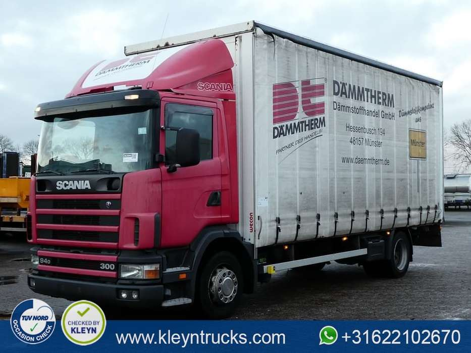 Scania R94.310 cr14 manual airco - 2005