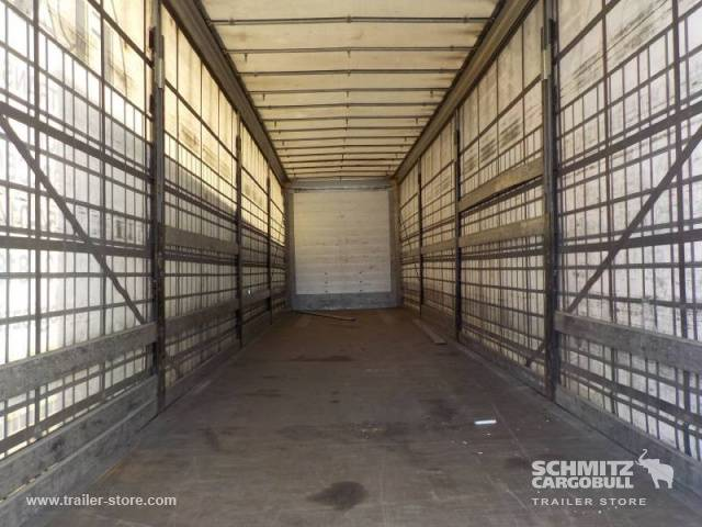 Schmitz Cargobull Tolóponyva Mega - 2013 - image 3