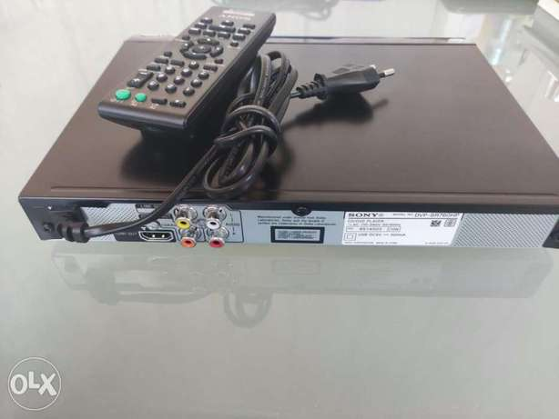 Sony DVD Player (excellent condition)