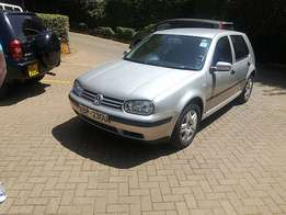 Volkswagen Golf manual 5speed