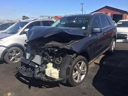 2016 Mercedes-Benz GLE 350D 4-Matic Rebuild