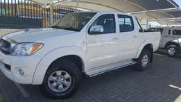 Toyota Hilux 3.0D4D 4x4 Manual