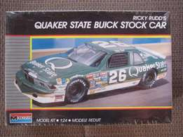 Vintage - 1989 - Ricky Rudd's Quaker State Buick Stock Car