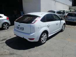 2010 Ford Focus 1.8 Si Hachback