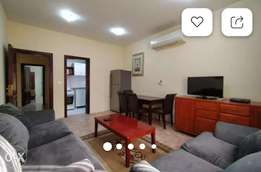 Fullly furnished 1 Bedroom Apartment In Aziziya With Fecilities !