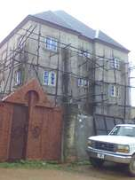 Brand new blk of 6flats along Unilag est rd Ikotun Idimu road For Sale