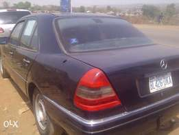 'Rugged Old' Mercedes Benz C230 up for grabs for a Benz Lover!