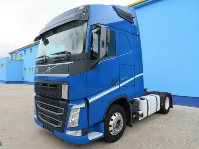 Volvo FH 460, EURO 6 , Kipphydraulik  , 414887 km - 2015