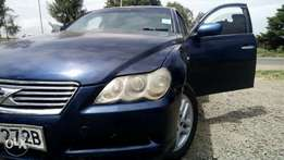 Quick sale! Toyota Mark X KBS available at 550k asking price!