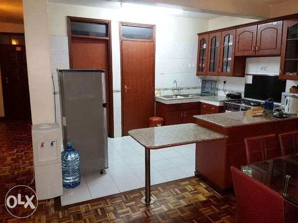 Fully furnished 2 bedrooms apartment for rent in Kilimani, Kilimani - image 6