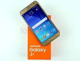 Brand new samsung galaxy j7 for sale