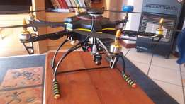 F550 Hexacopter FVP Ready for sale