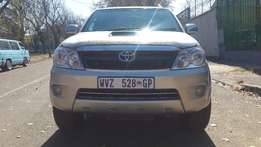 2008 Toyota Fortuner 3.0 D4D Available for Sale