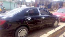 I want to sell it . Toyota corolla S