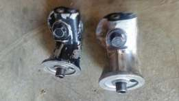 Ford v6 oilfilter adapters to fit oilcoolers