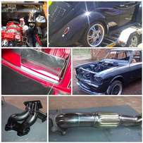 Bym Fabrication - your one stop custom shop we do it all