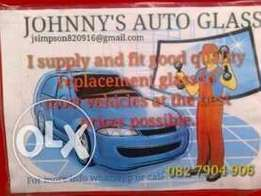 Johnny Auto glass solutions