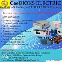 Electrical and Electronics Installations