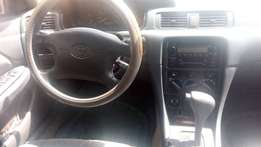 Toyota Camry 2.2, 2000 model, very clean buy and drive