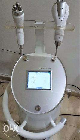 Radio Frequency Machine for Fat Reduction, Skin Tightening & Cellulite