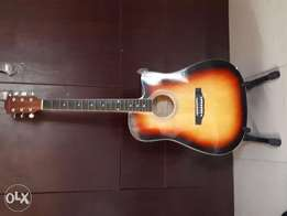 Gypson electric acoustic guitar