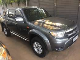 2010 Ford Ranger 3.0 TDCi Automatic Double Cab