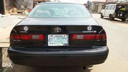Registered Toyota Camry 1999