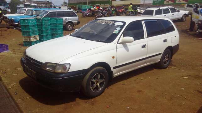 Clean Caldina for sale Karatina - image 4