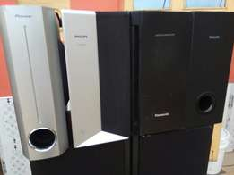 Home teather Bass speakers