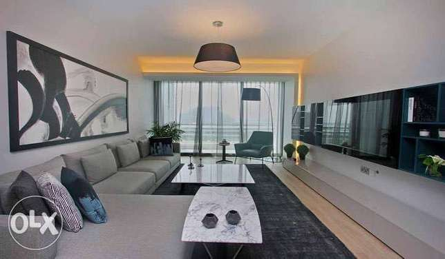 Super Modern Apt near Lagoon in Luxury Building