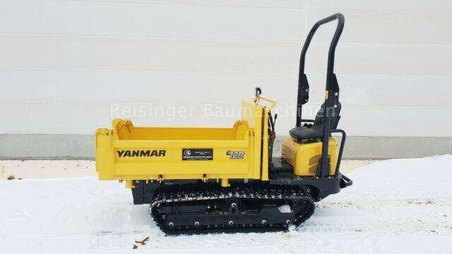Yanmar C12 R 3 Seitenkipper Neu Garantie 02/20 - 2019 - image 2