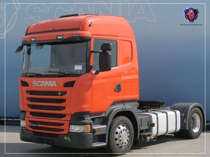 Scania R410 LA4X2MNA   Alcoa   PTO - 2014