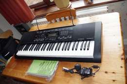 London Used Casio CTK 3000 Portable 61keys Digital Piano