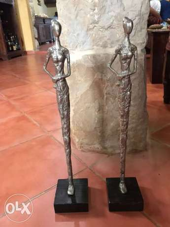 antique statues for display